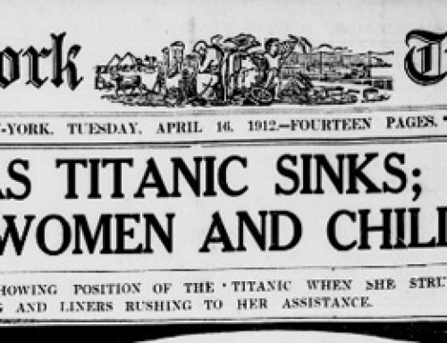 Titanic: Machine Learning from Disaster – Kaggle Copetitions